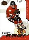 Theoren Fleury Not Autographed Pacific Hockey Trading Cards