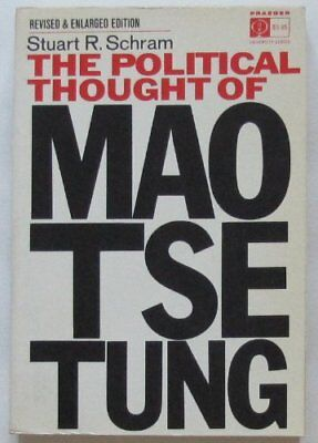 B0000BUKXQ The Political Thought of Mao