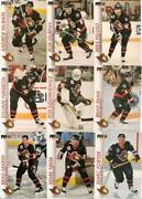 Pro Set Hockey Cards