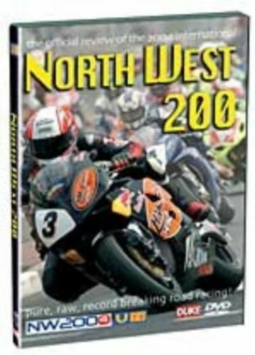 North West 200 2004 Motorcycle Racing Duke DVD NEW BC15681 T