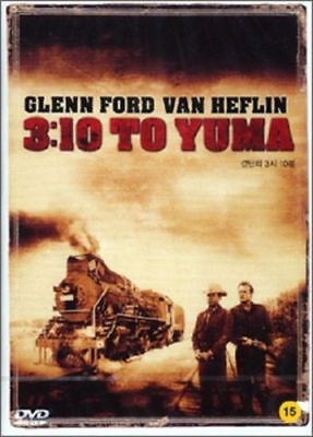 3:10 to Yuma (1957) Glenn Ford DVD *NEW