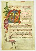 Pergament Handschrift