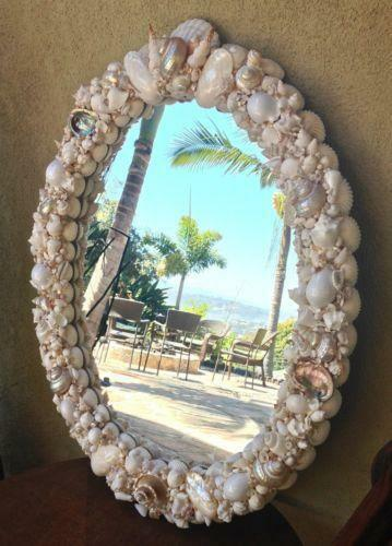 Shell Mirror Ebay