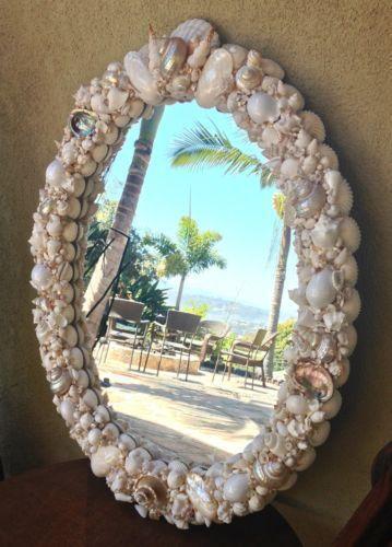 Shell Mirror Ebay