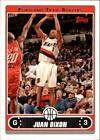 Juan Dixon Basketball Trading Cards