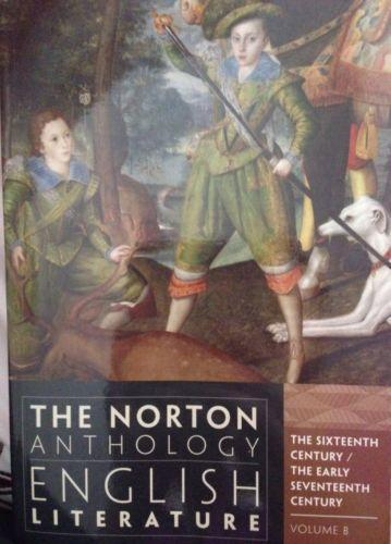 The Norton Anthology of English Literature: The Major Authors
