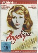 Angelique DVD