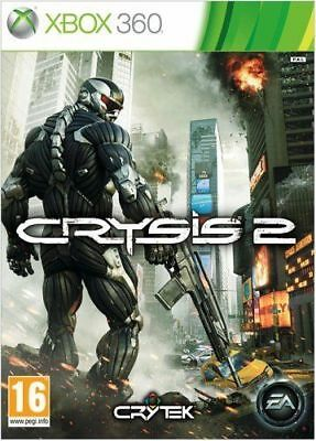 Xbox 360 - Crysis 2 (Standard Release) **New & Sealed** Official UK Stock usato  Spedire a Italy
