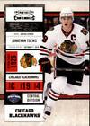 Ice Hockey Trading Cards Contenders Jonathan Toews