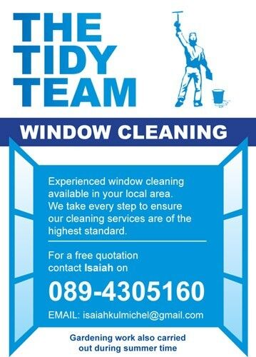 Professional Window cleaner-Gutter cleaning!!!!