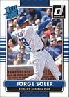 Jorge Soler Baseball Cards