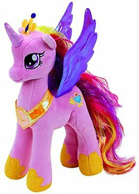 TY My Little Pony 41181 Princess Cadence Sparkle Beanie Babies Collection 9