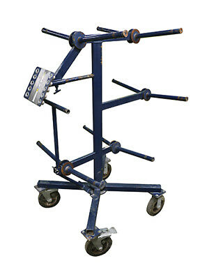 Current 503 Wire Cart - Tree - 10 Spool Capacity