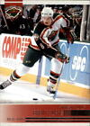 Ice Hockey Trading Cards Brent Burns Pacific