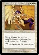 Magic The Gathering Akroma Angel of Wrath
