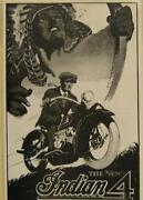 Indian Motorcycle Brochure