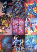 1995 Marvel Masterpieces Set