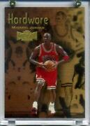 Michael Jordan Metal Cards