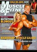 Muscle Fitness Zeitschrift