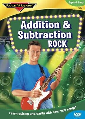Rock N Learn: Addition and Subtraction Rock [New (Rock N Learn Addition And Subtraction Rock)