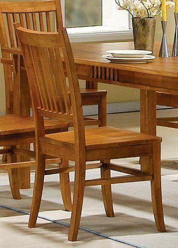 Mission Style Dining Chairs Ebay