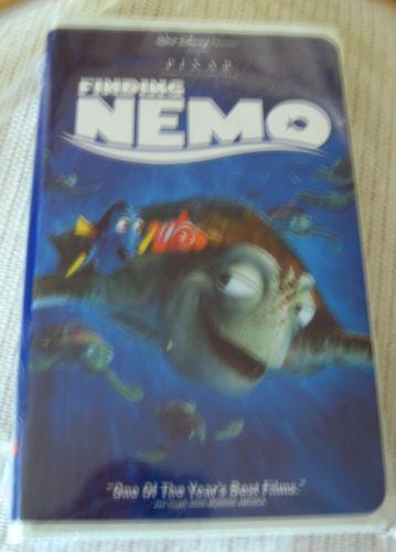 Finding Nemo VHS | eBay