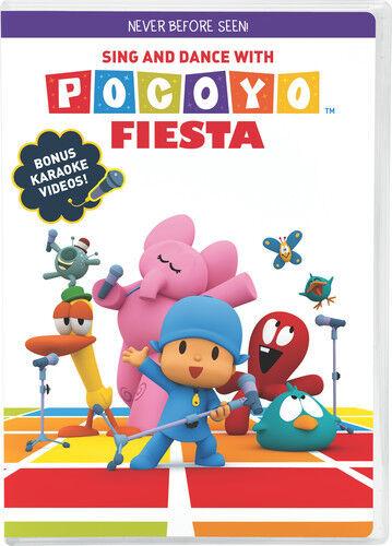 Pocoyo: Fiesta (2015, REGION 1 DVD New)