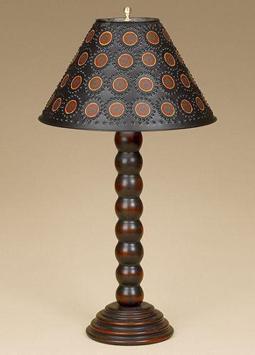 Primitive Table Lamp Ebay
