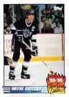 Wayne Gretzky Score Card