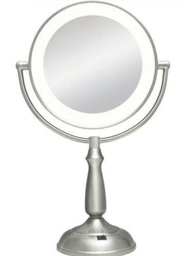 Lighted Vanity Mirror 10x Ebay