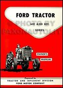 Ford 841 Tractor