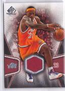 Lebron James Jersey Card