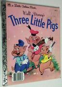 Vintage Three Little Pigs