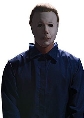 Rubie's Costume Halloween Movie Michael Myers Mask With Wig, One Size - ADULT