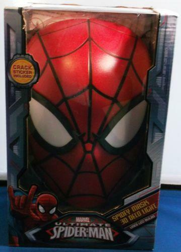 Spiderman Night Light Ebay
