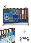 Mickey Mouse Baby Bedding