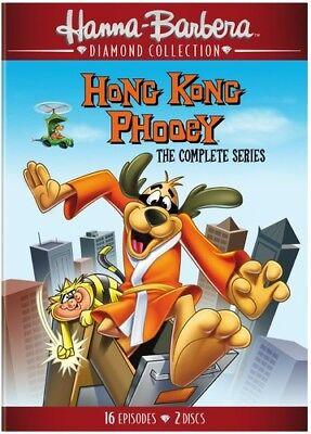 Hong Kong Phooey  The Complete Series  New Dvd  Boxed Set  Repackaged  3 Pack