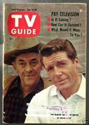 TV Guide 1961