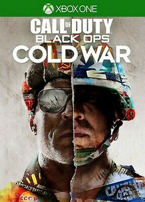 CALL OF DUTY: BLACK OPS COLD WAR -XBOX ONE