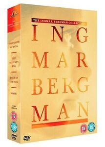 Ingmar Bergman Collection [DVD]: Liv Ullmann; Max von Sydow; Bibi Andersson
