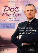Doc Martin DVD Series 1-4