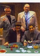 James Gandolfini Signed