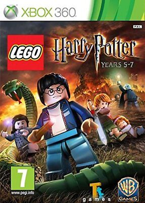 Lego Harry Potter Years 5 - 7  Xbox 360 Brand New Sealed Free P&P