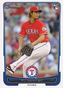 2012 Bowman Draft Yu Darvish