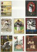 Roberto Clemente Baseball Cards Lot