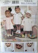 American Girl Pattern Vogue