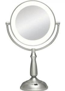 Lighted Vanity Mirror 10x