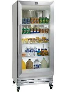 Single Gl Door Refrigerator