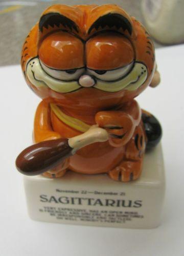Garfield Ceramic Ebay