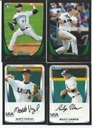 2011 Bowman Prospects Set